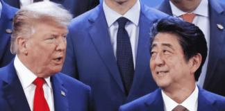 Rolling Sushi - der Japan Podcast. Dieses mal über Trump, der Japan besuchte