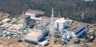 Tokai Atomkraftwerk Kernkraftwerk Atomenergie