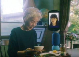 Die Roboter sollen den Japanern das Gefühl geben, überall zu sein, ohne das Haus verlassen zu müssen