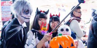 Japan im Halloween-Fieber