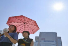 Japan und die Folgen des Klimawandels