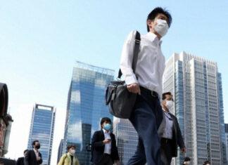 Japans Umgangen mit dem Coronavirus bleibt fragwürdig