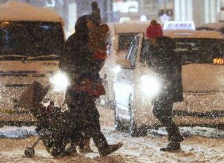 Schnee und Ausnahmezustand