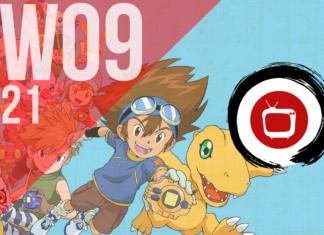 Diese Woche reden wir im Podcast über Digimon, Shaman King und mehr