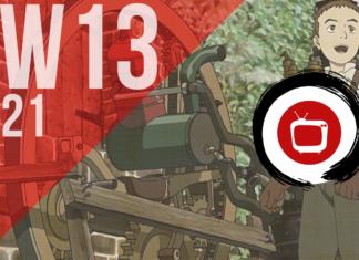 Diese Woche reden wir im Podcast über Steamboy, Attack on Titan und mehr.