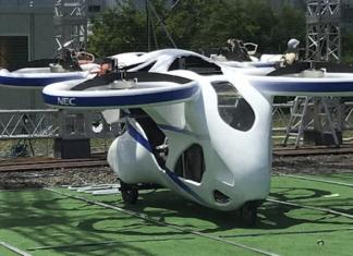 Japan stellt erste Regelungen für fliegende Autos auf