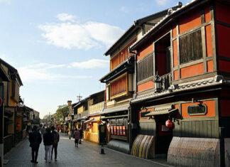 Die japanische Stadt Kyoto steht vor dem Bankrott
