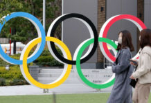 Kinder sollen bei den Olympischen Spielen zugucken